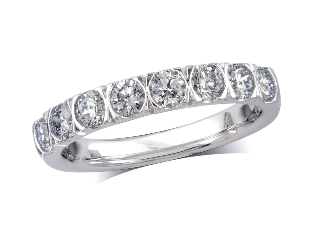 Click here to view this wedding ring - ID#AFFINITY071 - in stock at Gold Street Northampton today