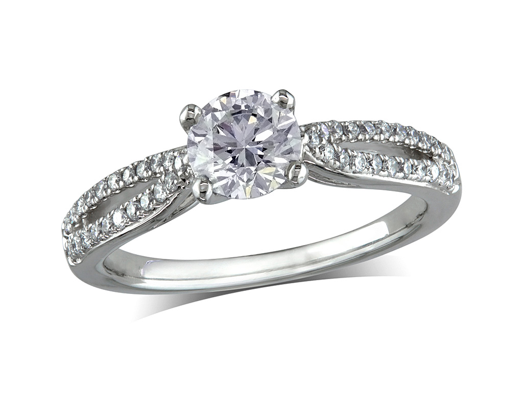 carat edwardian rings three stone ring engagement diamond total