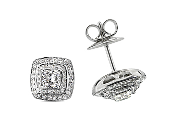 A 1.01ct total, Earrings, Embrace earrings01, Embrac. You can buy online or reserve online and view in store at Jamieson and Carry, Aberdeen