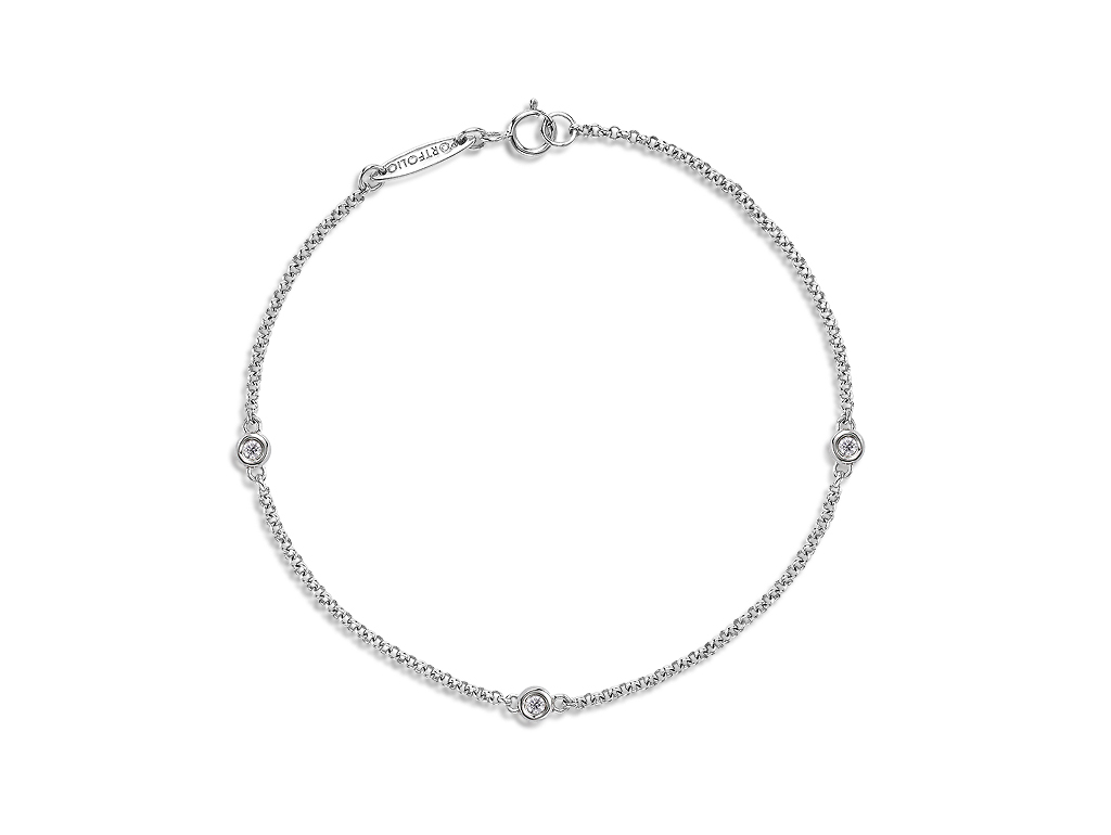 A 0.09ct, Bracelet, Love Diamonds Bracelet GPOJ105854, Love Diamond. You can buy online or reserve online and view in store at Michael Jones Jeweller, Gold Street Northampton
