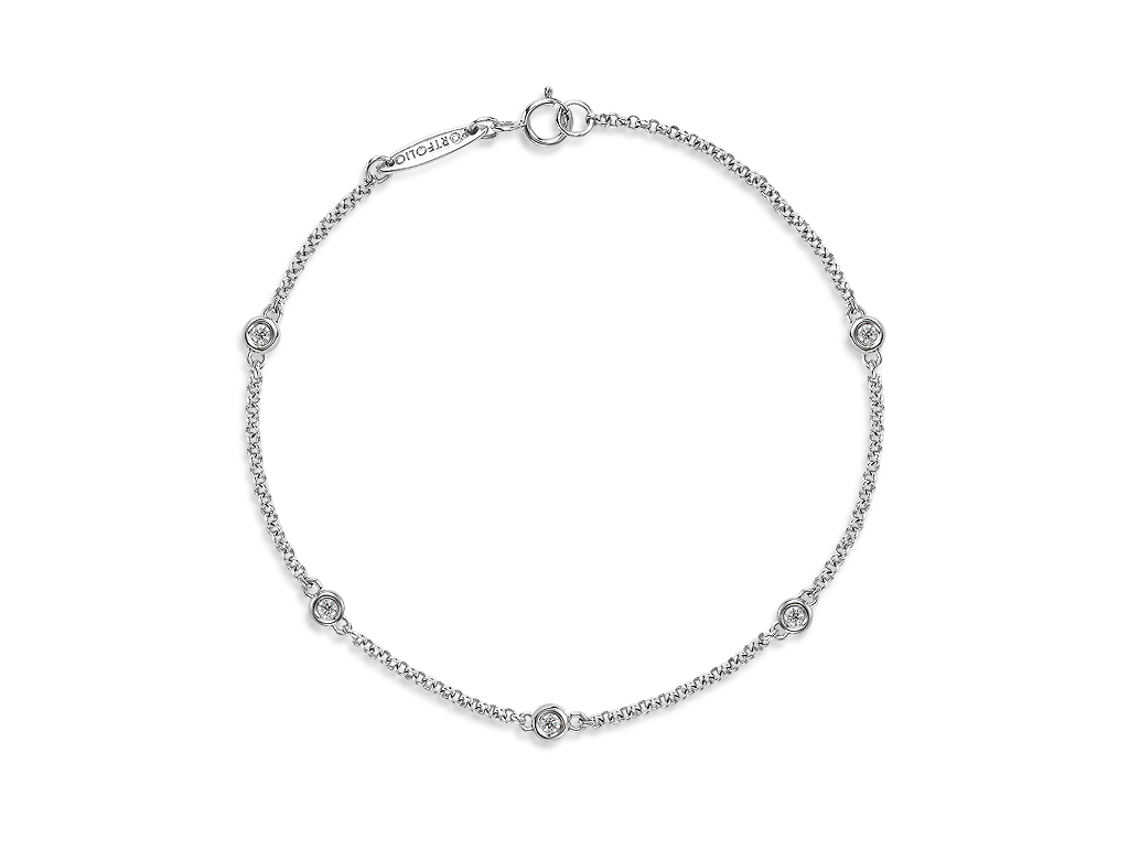 A 0.13ct total, Bracelet, Love Diamonds Bracelet05, Love Diamond. You can buy online or reserve online and view in store at Michael Jones Jeweller, Gold Street Northampton