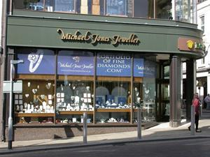 Michael Jones Jeweller of Northampton and Banbury have a reputation for outstanding quality and value for money. Our knowledgeable and experienced staff, all of whom have achieved the retail jewellers' diploma, will be able to help and guide you with your choice for the perfect gift.