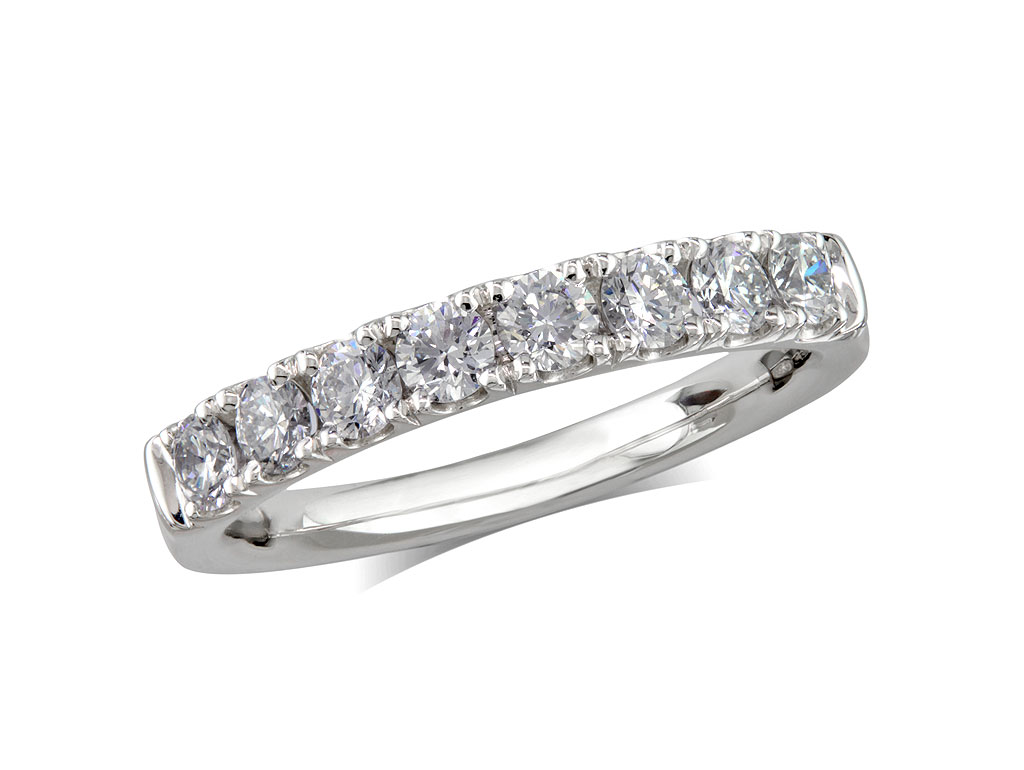 Click here to view this wedding ring - ID#SKYE074 - in stock at Gold Street Northampton today