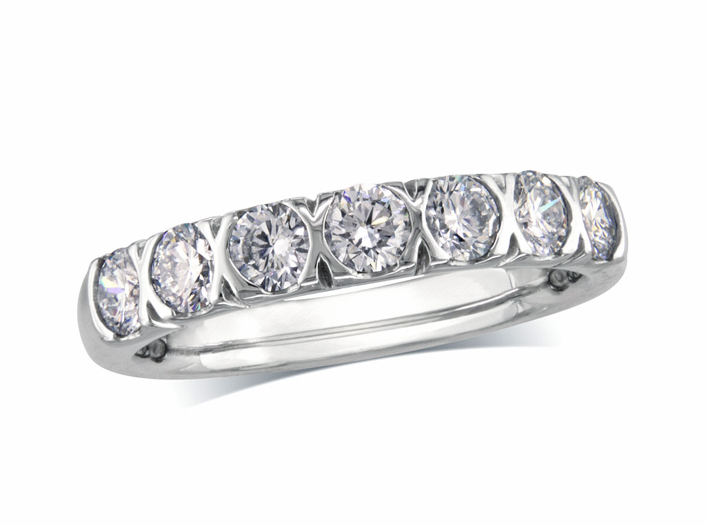Click here to view this wedding ring - ID#AFFINITY093 - in stock at Gold Street Northampton today