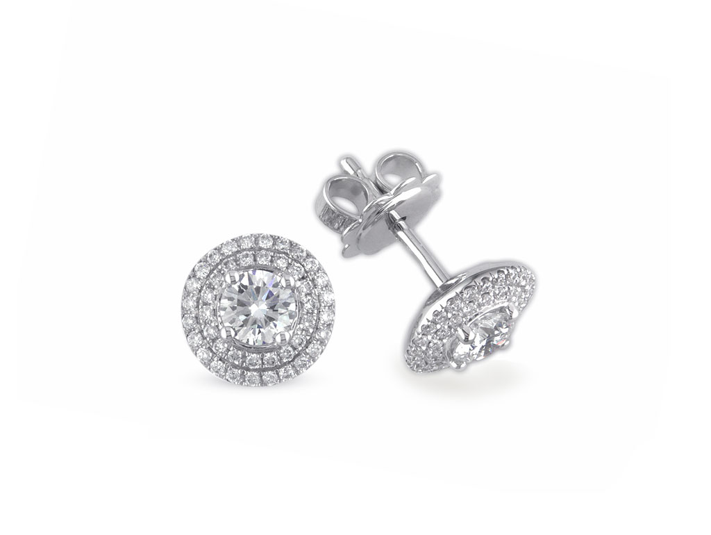 A 0.80ct total, Earrings, Embrace earrings01, Embrac. You can buy online or reserve online and view in store at Jamieson and Carry, Aberdeen
