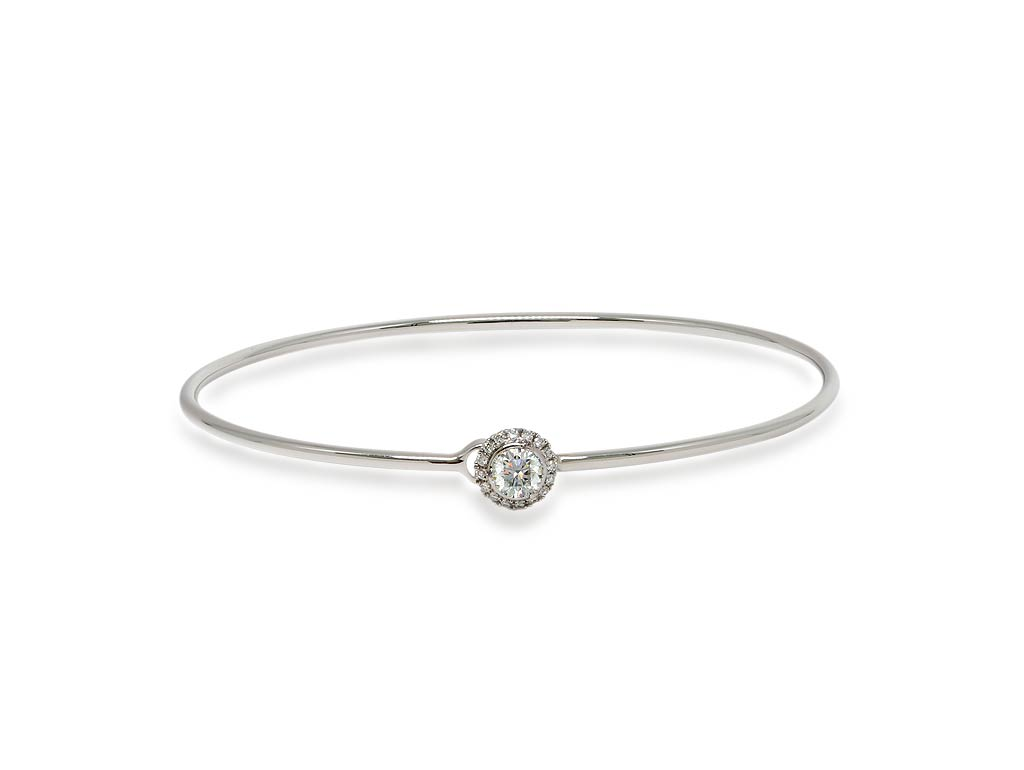 A 0.31ct centre, Bracelet, Embrace    bangle02, Embrac. You can buy online or reserve online and view in store at Jamieson and Carry, Aberdeen